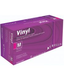 Glove Vinyl P/F Medical Approved 100/bx Large