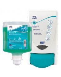 Hand Soap Deb Foam Antibacterial #218  8 x 1L