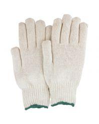Glove String Knit no dots 25doz/case small