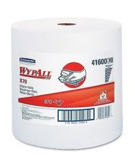 Wiper Wypall X70 White Roll 870 Sheets/ roll