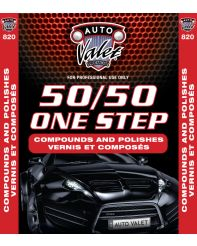 50/50 One Step Cleans polishes & finishes 1L
