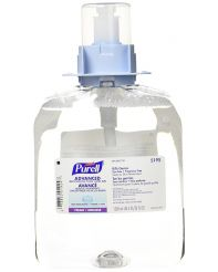 Hand Sanitizer, Purell Foam 70%, 1.2L 3/CS