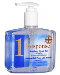 Hand Sanitizer,250ml, 1st Response***