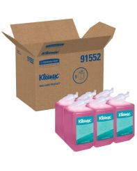 Hand Soap KC Foam Pink Luxury 6 x 1L