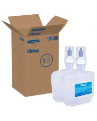 Hand Sanitizer Kleenex luxury foam 2 x 1200ml***
