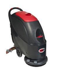 "Auto Scrubber Viper 17"" Electric comes with pad holder"