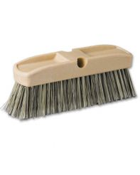 "Brush,Vehicle 10""Acid Resist Grey/White"
