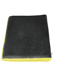 Nano Buff Wash Mitt Medium Grade Yellow - Clamshell