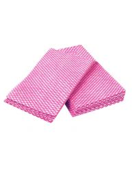 Food service towels 100/bx Pink