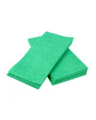 Food service towels 100/bx Green