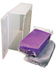 Plastic Box For Purple Claybar