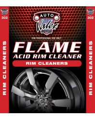 Flame Wire Wheel Brake Dust Remover 3.8L