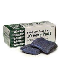 Jumbo Soap Pads 10/Box