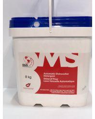 Dishwash Detergent Chlorinated Powder BMS 8KG