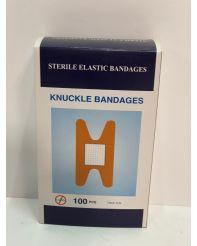 Bandage knuckle Sterile 100/bx