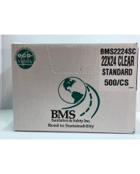 Polybag 22X24 Clear 500/cs
