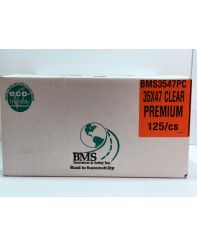 Polybag 35X47 Clear Strong 125/cs