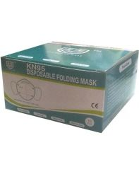 Mask Disposable Med/LG KN95 20/ box
