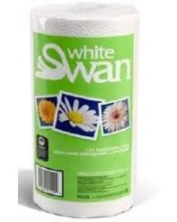 Towel Kitchen 24/cs 80 sheet White swan