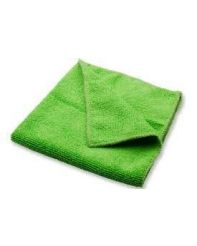 Microfiber cloth green 16 x 16 10 pack