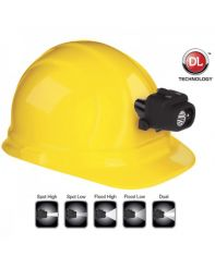 NightStick-HeadLamp Dual-Light MF Hard hat clip