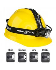NightStick-Headlamp Adj. Beam USB 1000 Lumens