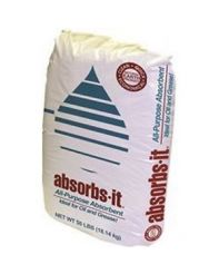 Oil Absorbent 40lb bag