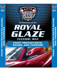 Royal Glaze Gentle Cleaning of small scraches 1L