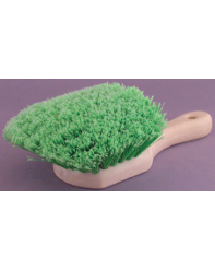 Brush, Short Handled Pot, Soft, green