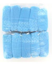 Shoe Cover Blue antiskid 50pr package