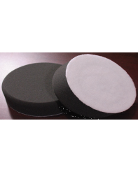 "Foam Pad 6"" Black Polishing"