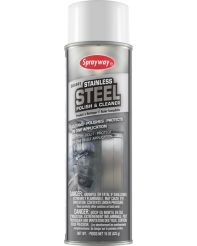 Stainless Steel Cleaner 511g