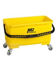 Bucket, Window Yellow w\Wheels
