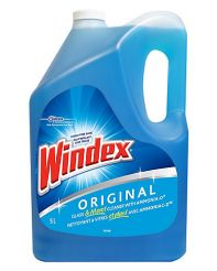 Windex glass cleaner 3.8L