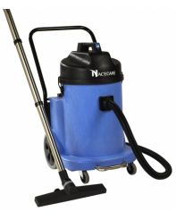 Vacuum Wet Dry with front mount squeegee and tool kit