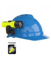 Nightstick, Flashlight, Multi-Angle Mount, Green, 3 AA Battery NI