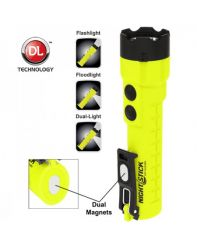 Flashlight X-series Instrinsically Safe Dual Light Green